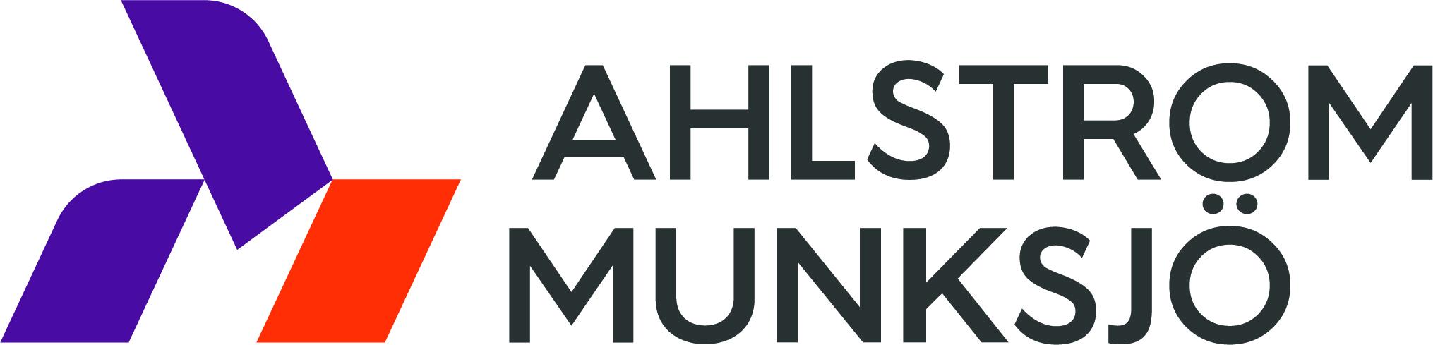 Ahlstrom Munksjo Logo Primary Cmyk